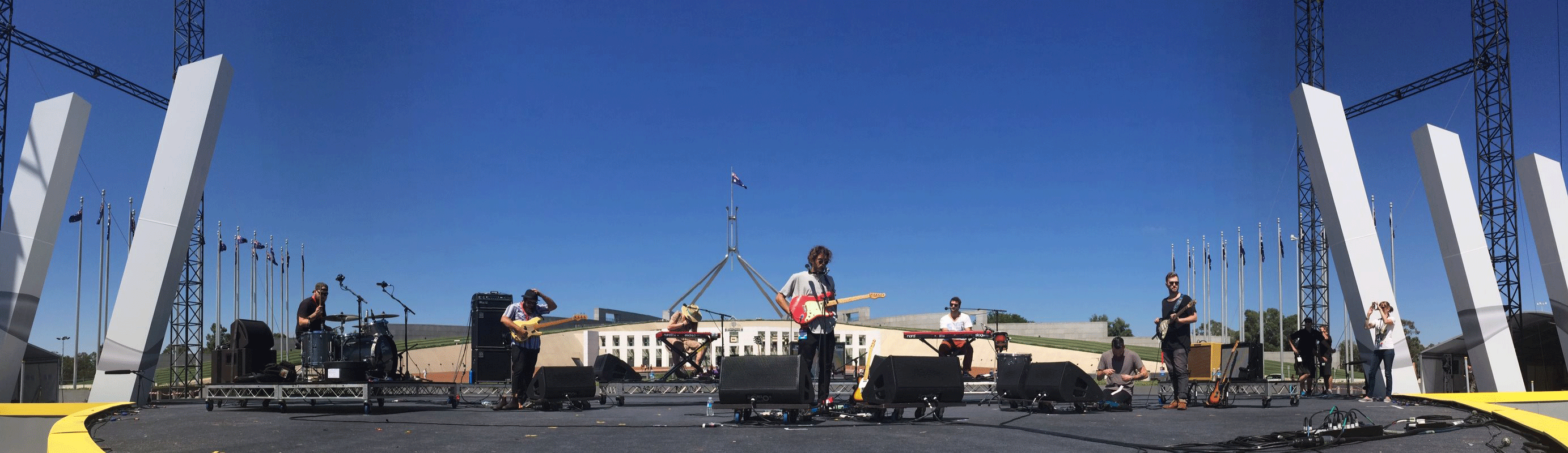 Australia Day Canberra 2014