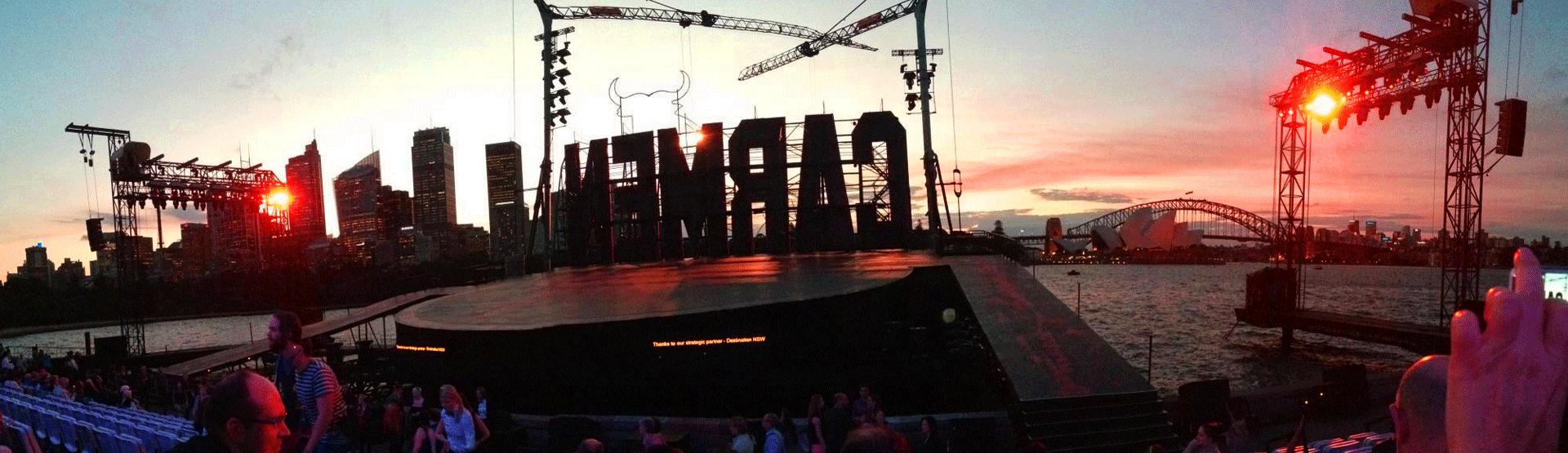 Opera on Sydney Harbour 2013