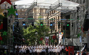 Canopy-Stage