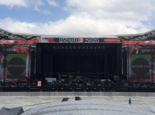 Eminem Rapture Tour