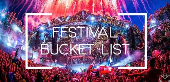 Festival Bucket List Guide