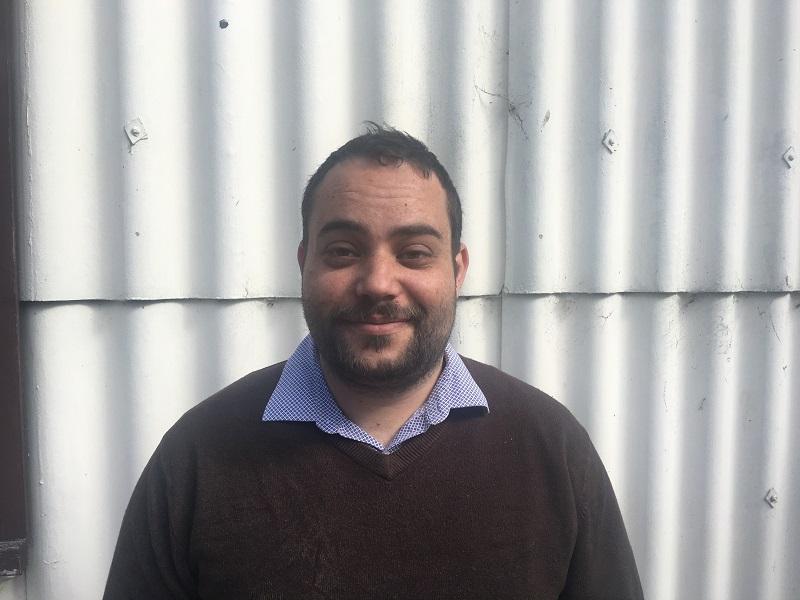 Staff Profile: Sean Douglas