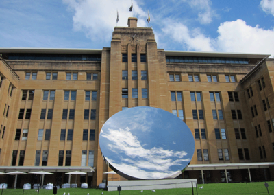 Anish Kapoor 'Sky Mirror'