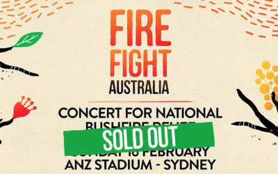 Fire Fight Australia 2020